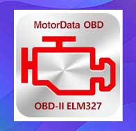 MotorData OBD. Diagnóstico | Escáner OBD2 ELM