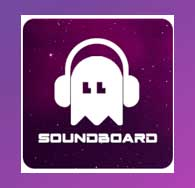Soundboard para juegos: tonos de llamada, notificaciones, sonido